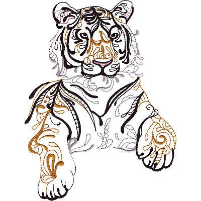 OESD Embroidery Machine Designs CD Majestic Animals - STUNNING DESIGNS