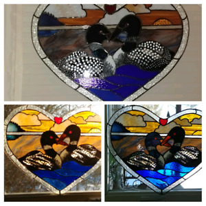 Stained Glass by Carol
