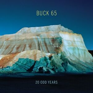 Buck 65's 20 Odd Years  CD Autographed by BUCK 65