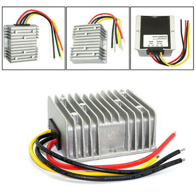 Dc Voltage Stabilizer 8-40v To 12v 10a 120w Power Supply Regulator