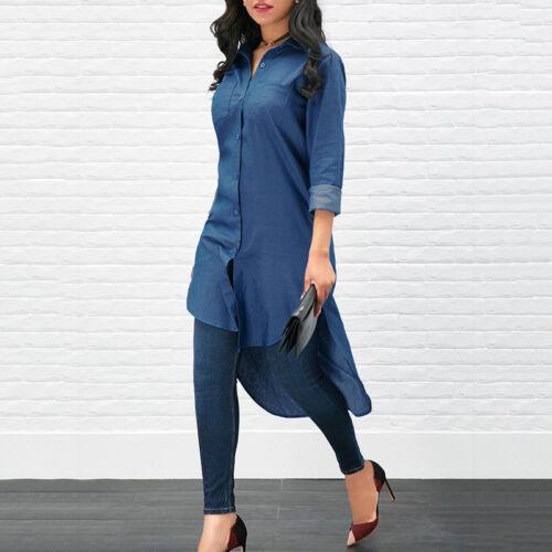 как выглядит Женское джинсовое платье Women