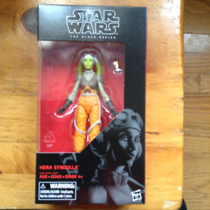 Star Wars black series Hera Syndulla
