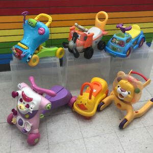 Ride-on toys for infants