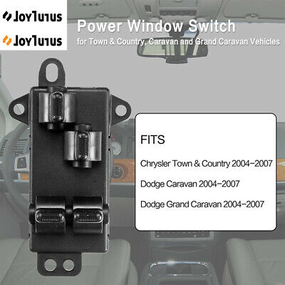 Driver Master Window Switch for Chrysler Town & Country  Dodge Grand Caravan