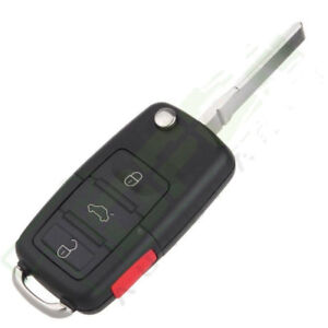 New key fob and programming for Volkswagen 2002 - 2005