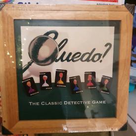 Retro Cluedo - still sealed