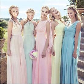 Brand new Convertible bridesmaid dress - mint green- size 12