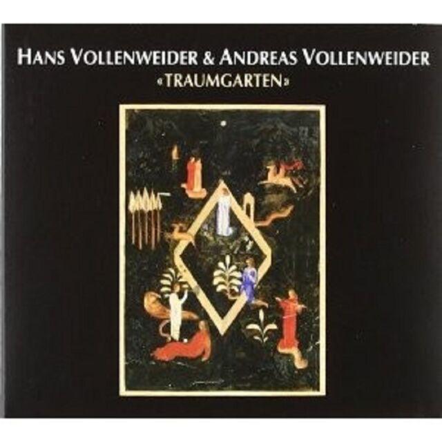 """ANDREAS VOLLENWEIDER """"TRAUMGARTEN""""  CD NEU"""
