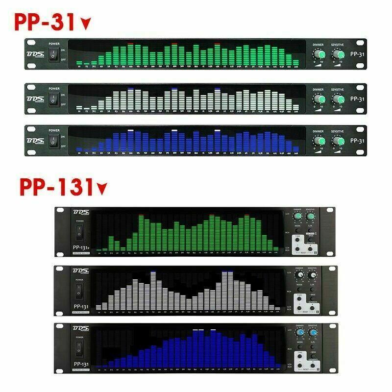 Digital Spectrum Analyzer LED Display Balance Music Audio Spectrum indicator
