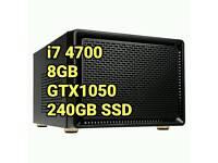 i7 4700 / GTX1050 / 8GB / 240GB SSD