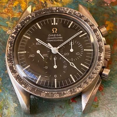 OMEGA SPEEDMASTER PROFESSIONAL 105.012 PRE MOON VINTAGE WATCH 321 YEAR 1966 DON
