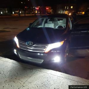 9003 H4 Low & High LED Honda Civic