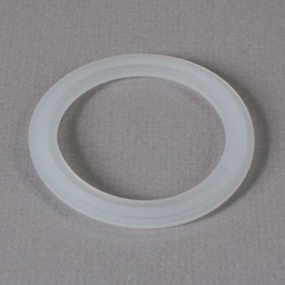 Silicone Gasket Tri Clamp 2 Inch 3 Pack