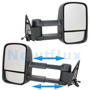 Extended Truck Mirrors Ebay