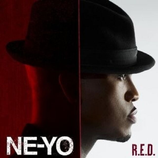NE-YO - R.E.D.  CD HIPHOP RAP R&B SOUL POP  NEU