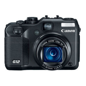 Canon Powershot G12  SOLD  PPU