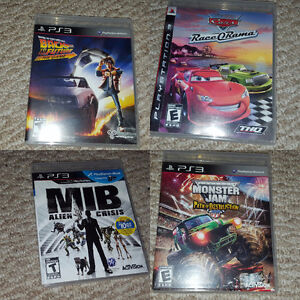 Sony PlayStation 3 Console w/ 16 Games,  3 Controllers and More Windsor Region Ontario image 4