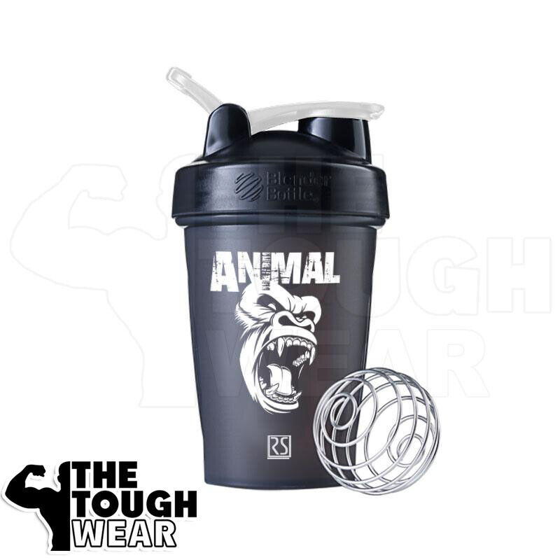 Blender Bottle ANIMAL Limited Edition 20oz RS Shaker Cup Spo