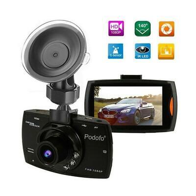 2.4'' Full HD 1080P Dash Cam Car DVR Driving Security Camera Recorder G-sensor