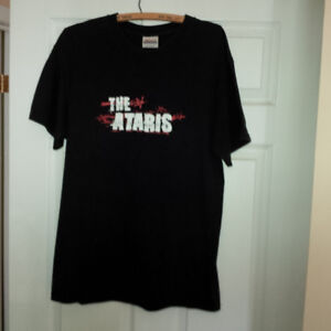 Vintage Rock Band T-shirt The Ataris