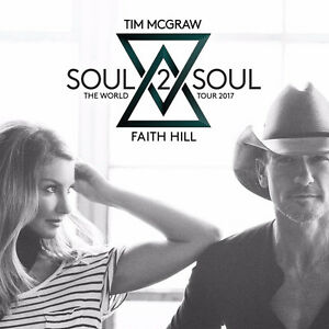 Tim McGraw Faith Hill Soul2Soul The World Tour 2017