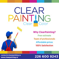 ClearPainting™ Painting Services