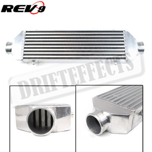 """Universal Type-m Turbo Aluminum Intercooler 350hp/2.5"""" Inlet Outlet/20""""x2.5""""x6"""""""