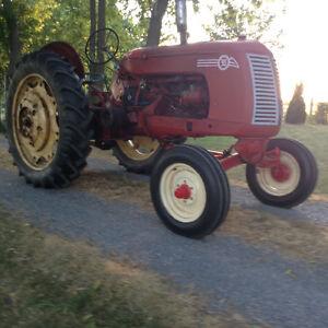 Cockshut  # 30 farm tractor