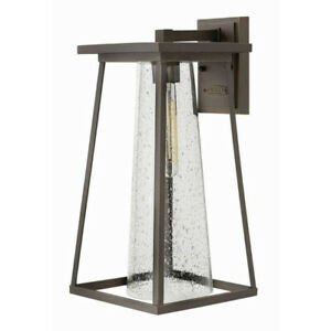Hinkley Burke Large Wall Mount Light  - Outdoor