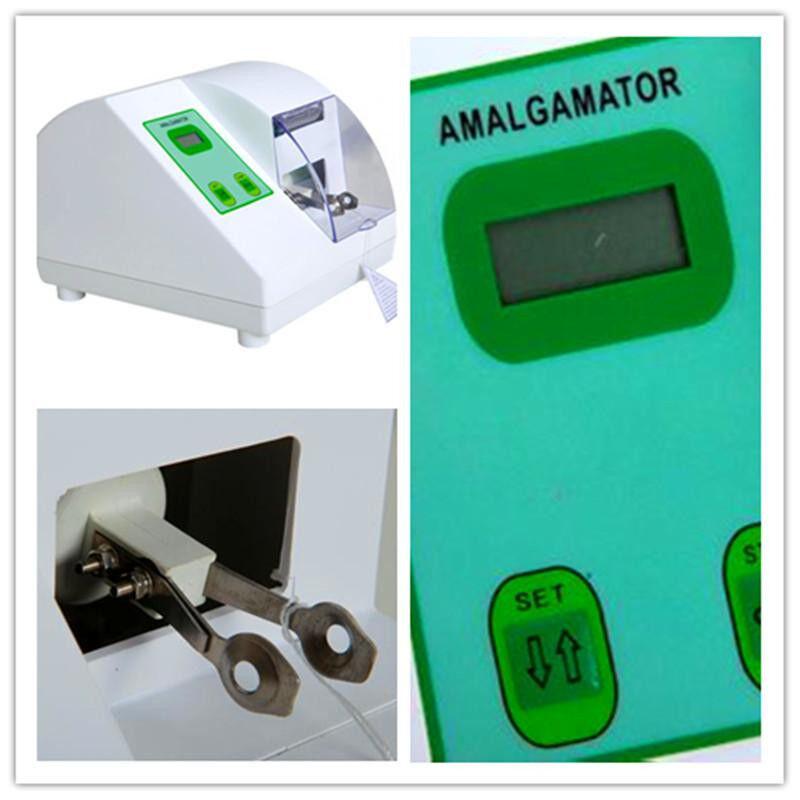 G5 Dental Digital High Speed Amalgamator Amalgam Capsule Mixer Medical Device