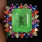 Emerald Ruby Fine Rings