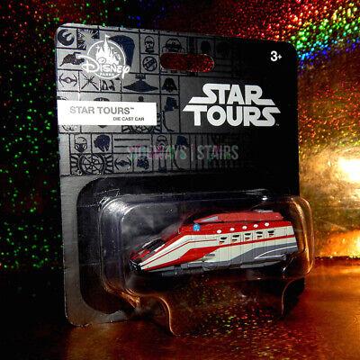 STAR TOURS STARSPEEDER 1000 DIE-CAST CAR 1/64 scale Disney Parks collectible NEW