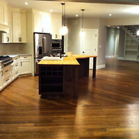 JORDAO CONTRACTING - ENGINEERED, HARDWOOD AND LAMINATE FLOORING