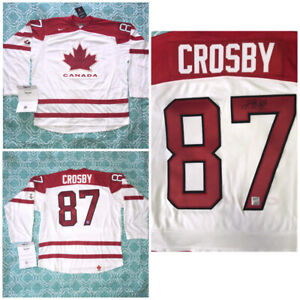 best service 4bf6a a62c0 Crosby Olympic Jersey | Kijiji in Ontario. - Buy, Sell ...