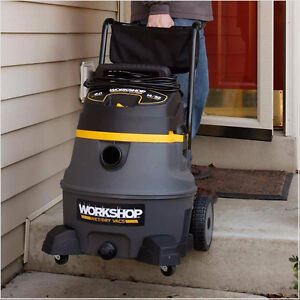 WORKSHOP Wet Dry Vac WS1400CA High Power Wet Dry Vacuum Cleaner, Cambridge Kitchener Area image 2