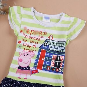 NEW PEPPA PIG SUMMER DRESS, short sleeves DRESSES St. John's Newfoundland image 5