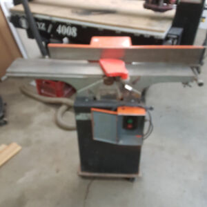 King Canada 6 inch wood jointer