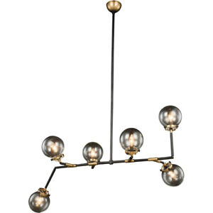 Brand New Elegant Lighting 1507G60BB Light Fixture For Sale!