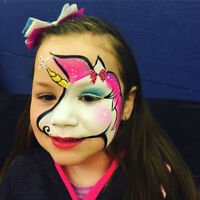 Professional Face Painting and Makeup