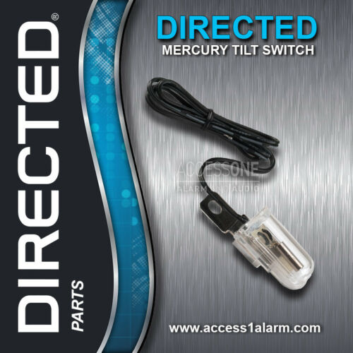 Mercury Tilt Switch Pin Alarm Door Trunk Hood for Car Auto Motorcycle ((NEW!))