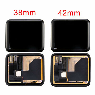 LCD Display Touch Screen Digitizer Replacement For Apple Watch iWatch Series -