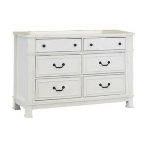 Chesapeake Bay 91619 Dresser (Dressers - 6 Drawers) NEW ** 5 CORNERS FURNITURE **