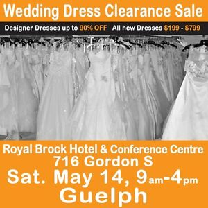Wedding Dress Clearance Sale Bridal Show $199-$799 Sizes 2-26
