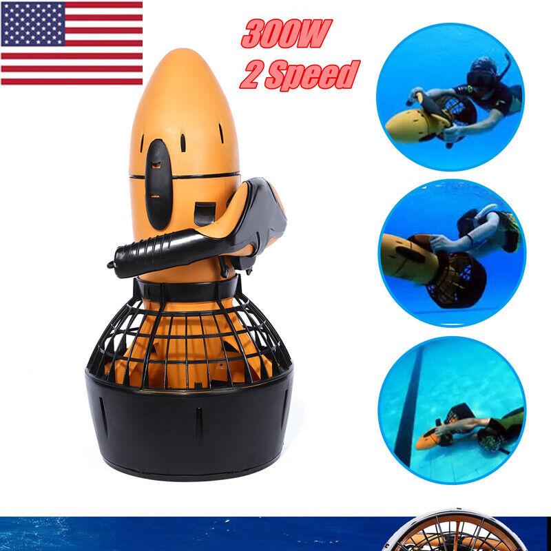 diving sea scooter 300w waterproof pro waterproof