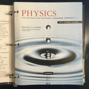 Physics Book: For Scientists And Engineers 4th Edition