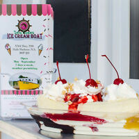 WANTED: Ice Cream Server/Kitchen cook and prep help