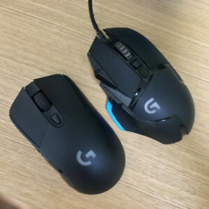 Gaming mice Logitech g502 and g403 wireless