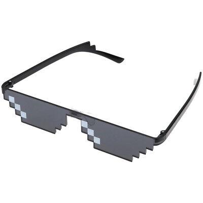 Thug Life - Deal With It - 8 Bit - Meme - Sonnenbrille Pixel brille sunglasses