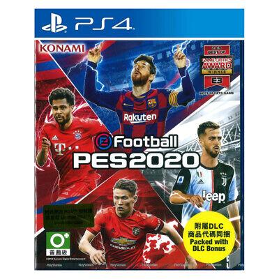 PES Pro Evolution Soccer efootball Winning Eleven PlayStation PS4 2015-2020
