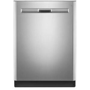 "Maytag MDB8959SFZ 24"" Built-In Undercounter Stainless Steel Dishwasher With 5 Wash Cycles"